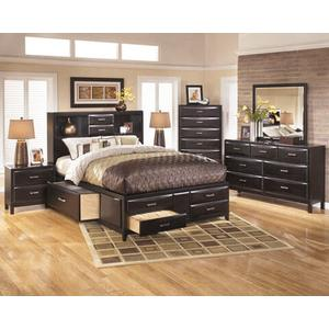 Ashley Furniture - Kira Ultimate Storage Bedroom Set