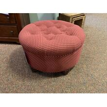 Upholstered Ottoman Style No. 58