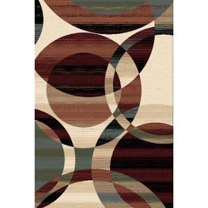 Medium - Reflections R-583 Multi 6x9 Rug