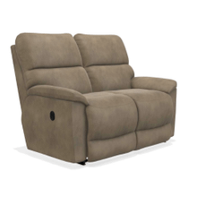 Brooks Reclining Loveseat in Mushroom      (480-727-D160462,44895)
