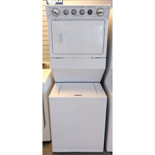 """27"""" Whirlpool Stackable Washer & Dryer (USED) *90 Day Warranty Included*"""