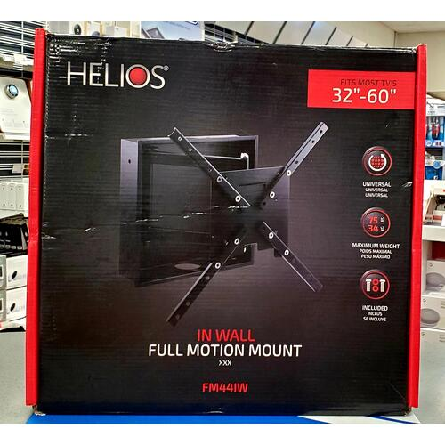 "In Wall Full Motion TV Mount 32""-60"""