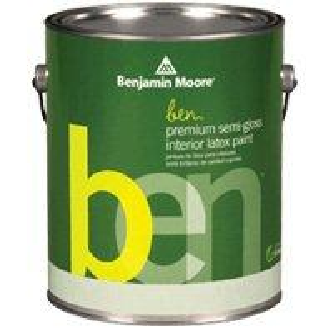 ben Waterborne Interior Paint - Semi-Gloss (W627)