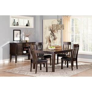 Haddigan Table & 4 Chairs