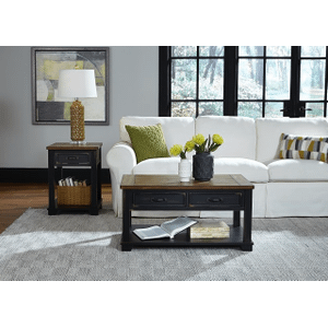 Null Furniture Inc - Chair side End    (2218-07,52940)