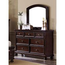 Faust Dresser & Mirror