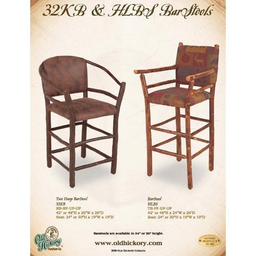 Old Hickory Furniture - Bar Stools