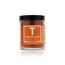 Tandoori Glory Indian Masala Blend | Glass Jar