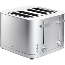 Zwilling Enfinigy Stainless Steel 4-Slot Toaster