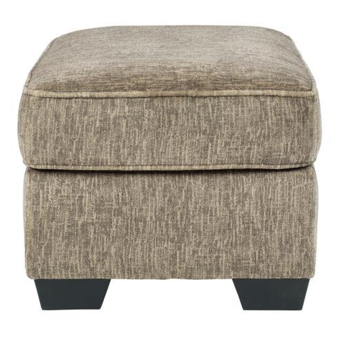 Ashley Furniture - Olin Chocolate Ottoman