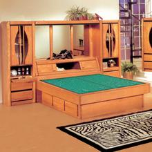 Matrix Wall Unit Waterbed & Casepieces Available in W. King, E. King, and Queen