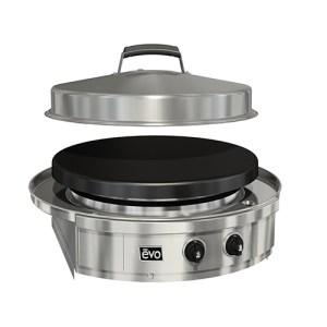 """EVO Affinity 25"""" Cooktop Drop In"""