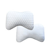 See Details - Ice Curve Queen Neck Pillow