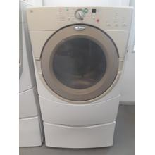 Whirlpool Duet® Electric Dryer pewter