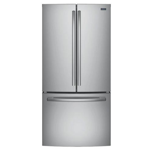 Crosley - Crosley 24.8 Cu.Ft. French Door Stainless Steel Refrigerator