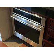 """See Details - Monogram® 30"""" Electric Convection Single Wall Oven"""