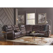Breckenridge Brown Reclining Sectional