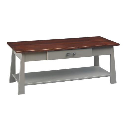Country Value Woodworks - Craftsmen Coffee Table