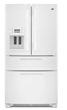 Maytag Ice2O Series MFX2571XEW 25 cu. ft. French Door Refrigerator
