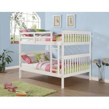 Full-Full Mission Bunk Bed with optional Trundle or Drawer unit