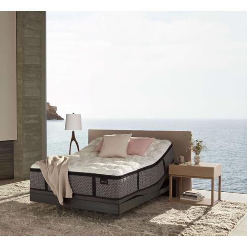 Aireloom - Marbella Streamline Firm Latex Mattress by Airloom