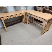 See Details - CLEARANCE John Thomas 3pc Desk