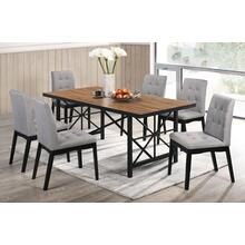 LIFESTYLE C8561D-DTX  C8561D-DUS 5-Piece Stephen Dinette - Table And 4 Chairs