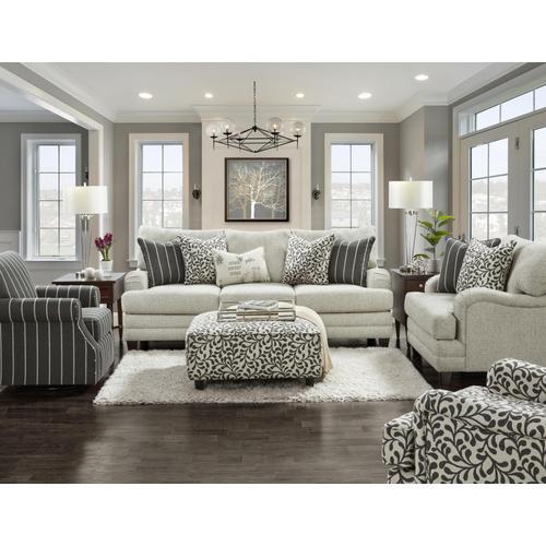 Designer's Choice - Basic Berber Stain Resistant Sofa & Loveseat