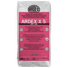 ARDEX X5-40LBS-GRAY
