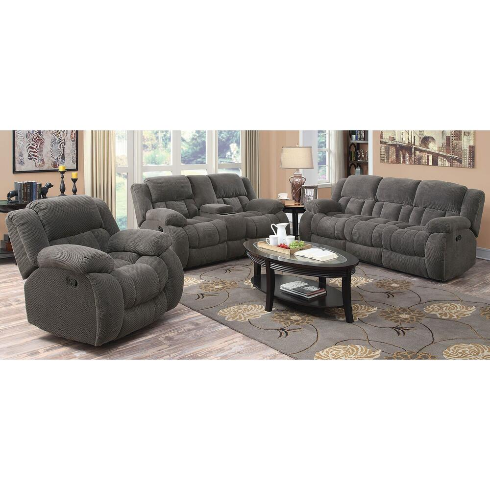 See Details - Weissman Motion Sofa and Love Seat