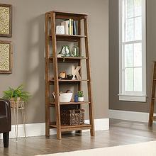 View Product - Trestle 5-Shelf Bookcase