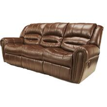 Wesley Sedona Reclining Sofa with Nailhead Trim