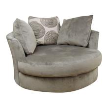 FLAIR 2241SC Champion Grey Swivel Chair