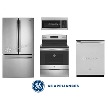 GE Package French Door refrigerator