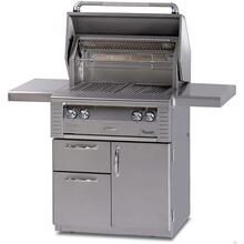 "30"" Cart with Drawer Grill"