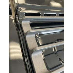 Scratch and Dent 5.0 cu. ft. Front Control Gas Range with Cast-Iron Grates