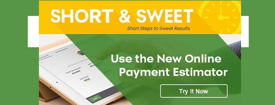 Synchrony Financial Online Payment Estimator