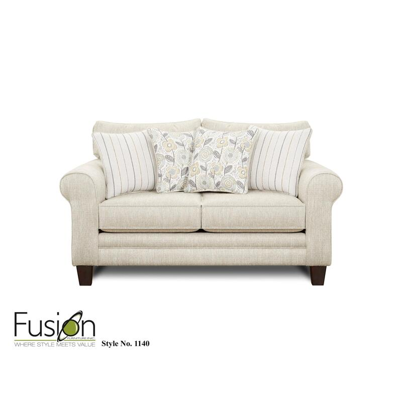 Vandy Heather Loveseat