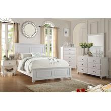 4 Piece Queen Size Bedroom Set