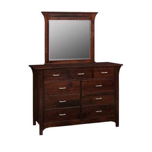 Product Image - Monarch - Large Dresser w/ Mirror
