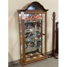 Amish Curved Top Large Door Curio