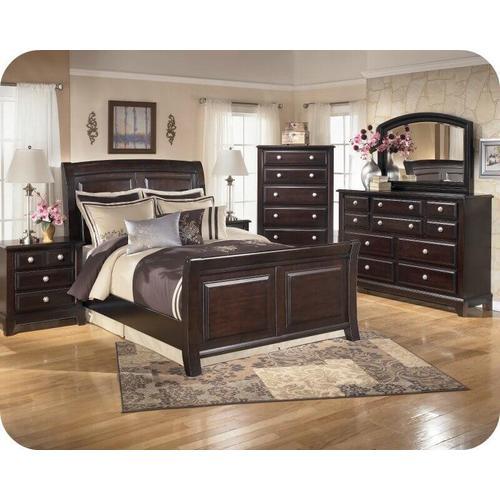 Ashley Furniture - Ashley B520 Ridgley Bedroom set Houston Texas USA Aztec Furniture