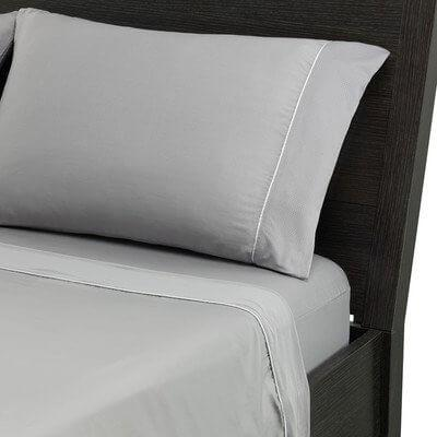 Bedgear - HYPER-COTTON QUICK DRY PERFORMANCE SHEETS Grey