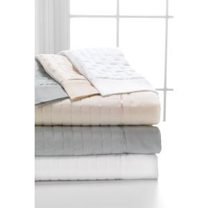 6Degree - Tencel Quilted Sheet Ensemble - Snow