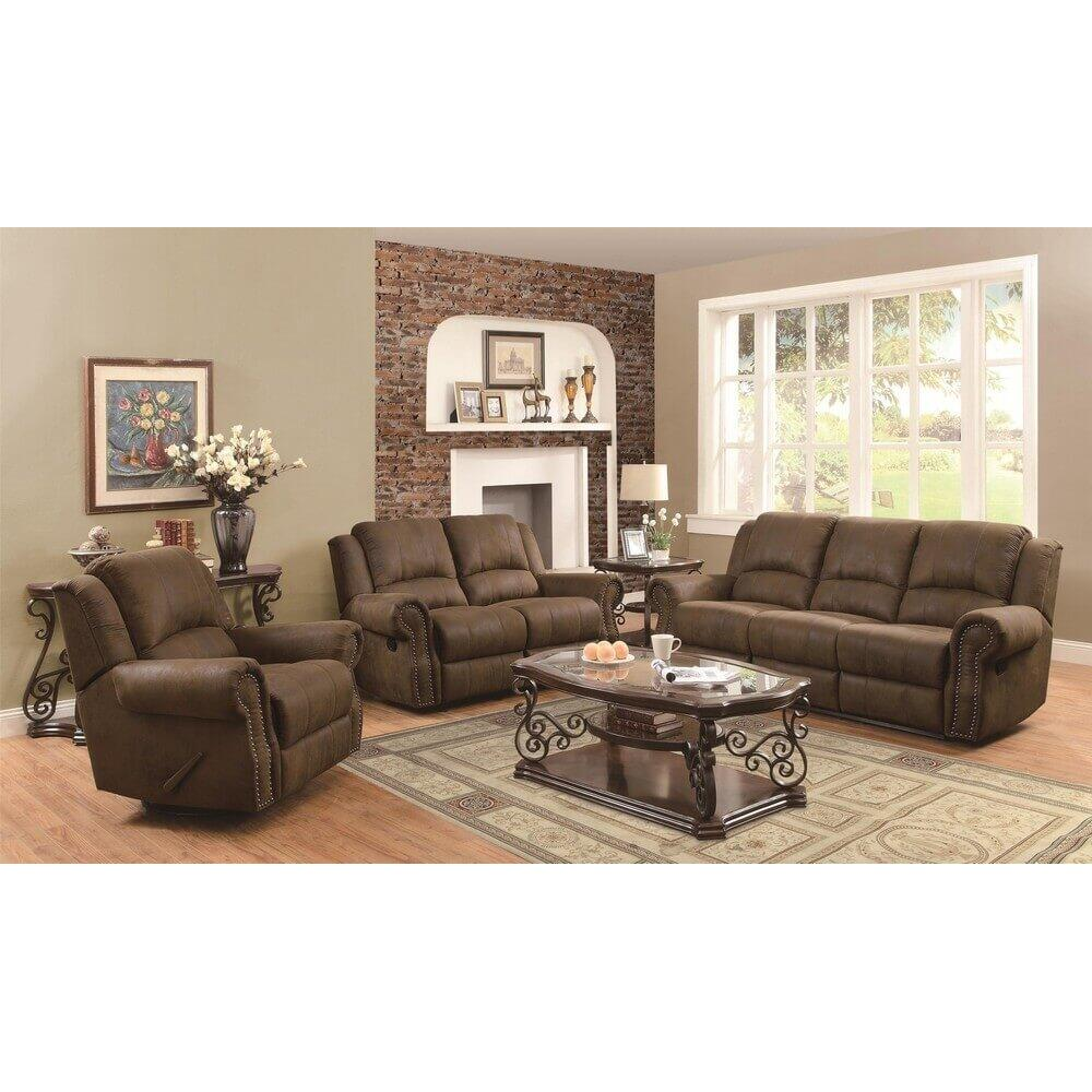 Sir Rawlinson Motion Sofa and Love Seat