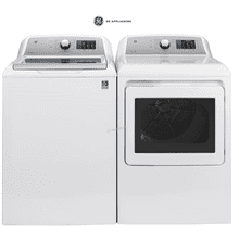 GE Laundry pair with PODS Dispenser!