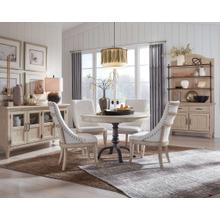 See Details - Round Table & 4 Chairs