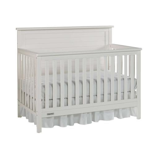 Fisher-Price Lucas Convertible Crib, Snow White