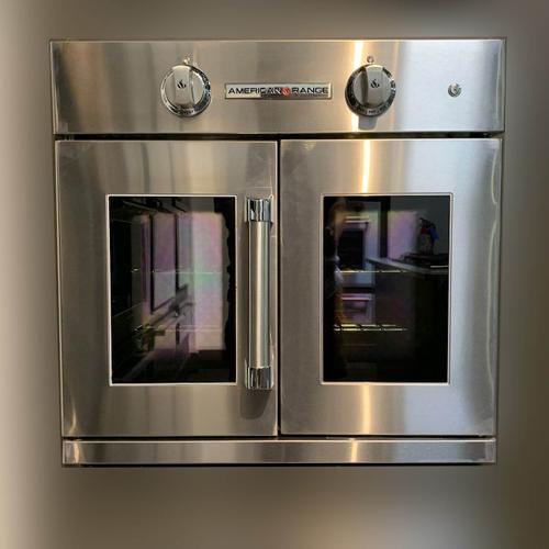 Single French Door Wall Oven