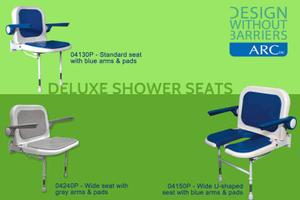 Deluxe Shower Seats Product Image
